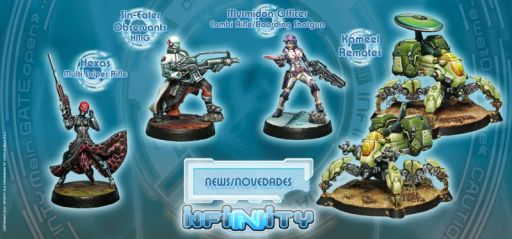 September Infinity Releases