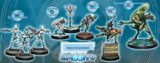 Infinity October Releases